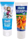 Creme Dental Oral-B Infantil Frozen/Stages 100g