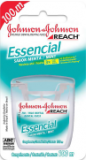 Fio Dental Johnson Essencial Menta 100m