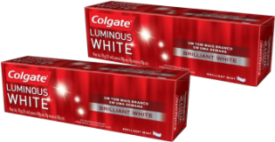 Creme Dental Colgate Luminous White (exceto instant/ xd shine) 70g