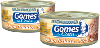 Atum Gomes Da Costa Ral.170g Natural