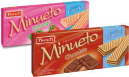 Wafer Minueto 115g