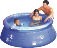 Piscina Mor Splash 1400 Litros
