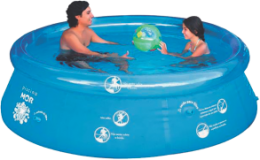 Piscina Mor Splash 2400 Litros