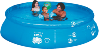 Piscina Mor Splash 4600 Litros