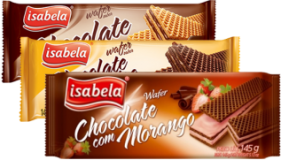 Wafer Isabela 145g