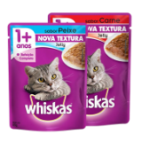 Alimento Gatos Whiskas 85g