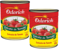 Extrato Tomate Oderich Lata 350g