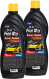 Lava Auto C/Cera Free Way 500ml