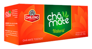 Cha Chileno 40gr Mate Natural