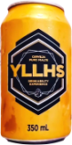 Cerveja Lager Yellowhops Puro Malte 350ml