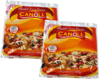 Massa Pizza Canoli 180g